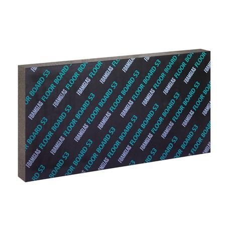 Foamglas Floor Board for Concrete Flooring